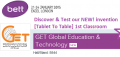 GET Participated at BETT Show  London 2015